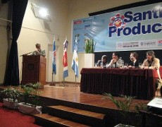 "Lecture of the Hon. General Consul at ""Business Seminar Santiago Productivo"""