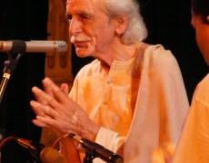 El gran Maestro del Bansuri G.S. Sachdev en Argentina.