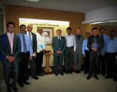 India: Visita y promoción de los beneficios que brinda la Provincia de San Luis
